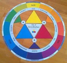 materialwiese der farbkreis nach itten bilder kunst
