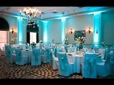 baby blue wedding decoration ideas youtube