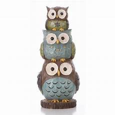 hi line gift ltd stacking owls statue wayfair