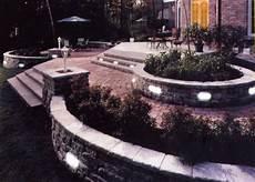 landscape lighting solar led 12 v paver deck dock stair retaining wall retaining