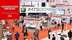Hannover Messe Usa To Debut At Imts 2018 Today S Motor