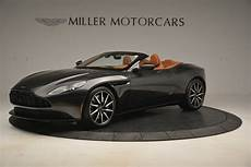 used 2019 aston martin db11 v8 volante for sale miller motorcars stock a1346b