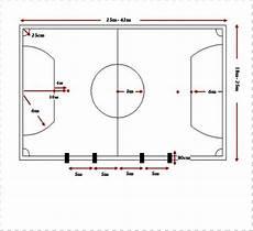 Ukuran Lapangan Futsal Standar Internasional Olahraga