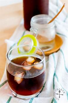 Cold Brewed Coffee - easy cold brewed coffee two steps only that s it