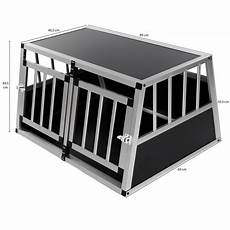 box trasporto cani auto zoomundo box in alluminio per il trasporto tuo 2