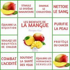 workouts les bienfaits de la mangue la mangue le monde