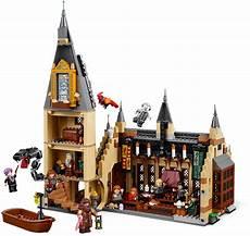 lego harry potter hogwarts great 75954