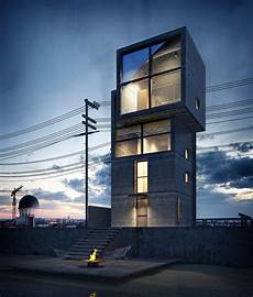 4x4 house tadao ando sketchup cover behance