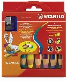 stabilo woody 3 in 1 pencils blick materials