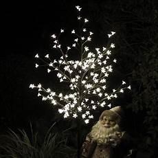 illuminazioni di natale per esterno albero di natale da esterno con led bianco caldo