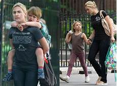 Kate Winslet With In New York City Popsugar