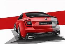 Skoda Rapid Sport Concept 2013  Car Wallpapers