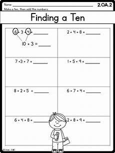 worksheets for grade 2 18761 2nd grade math printables worksheets operations and algebraic thinking oa grade math