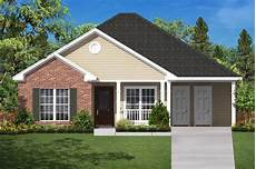 small traditional home floor plan three bedrooms plan 142 1004