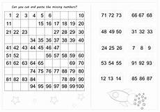 missing number worksheets teaching resources
