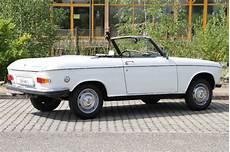 peugeot 204 cabrio peugeot 204 cabriolet 1965