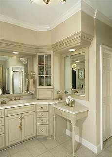 Custom Bathroom Vanity Pictures by Custom Wood Products Bathroom Cabinets Corner Cabinet
