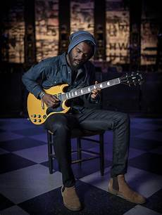 gary clark jr gary clark jr from his power cut to a stage with eric clapton