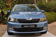 We Travelled To To Meet The New 2015 Skoda Fabia Combi