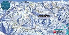 plan des pistes portes du soleil domaine skiable des portes du soleil morzine avoriaz