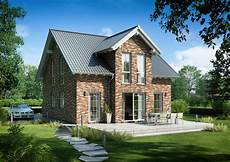 architektenhaus kosten pro qm familienhaus esprit klinker kern haus klinkerfassade
