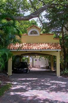 Garage Spanisch by Style Carport In St Petersburg Fl