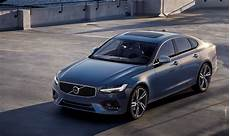volvo s90 and v90 get sporty r design treatment