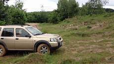 land rover freelander 1 offroad romania