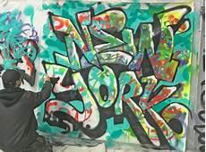 Graffiti Walking Tour In New York