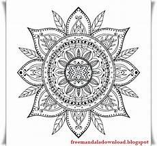 chakra mandala malvorlagen kostenlos zum ausdrucken free