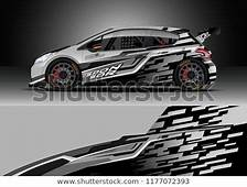 Find Car Wrap Graphic Vector Abstract Stripe Racing