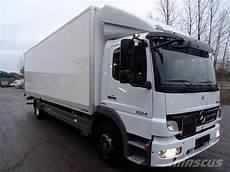 Used Mercedes Atego 1524 Box Trucks Year 2010 Price