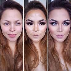 diese krassen vorher nachher bilder zeigen was make up