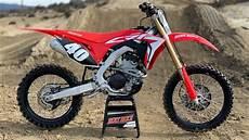 honda two stroke 2020 2019 honda crf250 dirt bike magazine