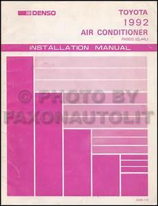 online auto repair manual 1992 toyota paseo electronic throttle control 1992 toyota paseo repair shop manual original