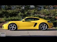cayman gt4 rs 2018 porsche cayman gt4 rs exterior and interior concept