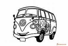 Malvorlagen Autos Vw Disney Cars Coloring Pages Free Printable Coloring Book