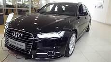 2016 Audi A6 Avant S Line Exterior Interior See