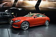 Mercedes Modelle 2018 - 2018 mercedes e class coupe adds style to mid size
