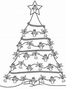 Malvorlagen Weihnachtsbaum Zum Ausdrucken Kostenlose Malvorlage Weihnachtsb 228 Ume Weihnachtsbaum Zum