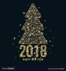 a merry christmas 2018 royalty free vector image