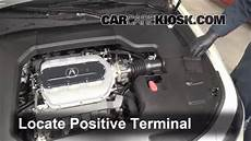 2007 Acura Tl Battery by How To Jumpstart A 2009 2014 Acura Tl 2012 Acura Tl 3 5l V6