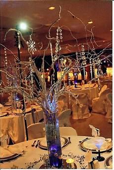 diy manzanita branch curly willow branch centerpieces