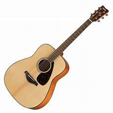 yamaha fg800 acoustic guitar at gear4music