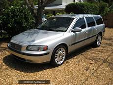 2001 Volvo V70 T5 Wagon 4 Door 2 3l 3rd Row Seat