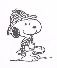 Malvorlagen Questions Snoopy Coloring Pages Printable Sheets Detective
