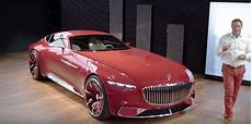 vision mercedes maybach 6 looks even bigger in real