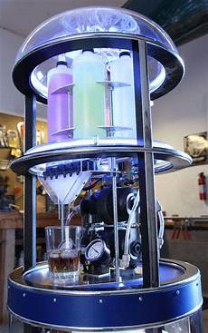 diy robot drink mixer can mix 5 000 drinks instantly