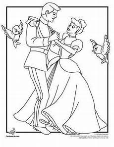 Malvorlage Prinzessin Hochzeit Ausmalbild Der Prinz Mag Cinderella Ausmalbilder