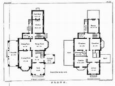 gothic revival house plans mid 1800s gothic revival house plans